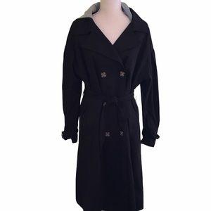 Forever 21 Premium Label Trench Coat L